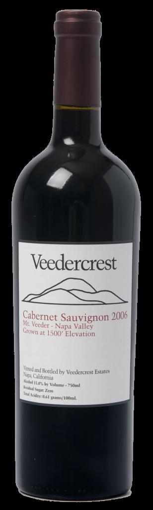 Mt Veeder 2006