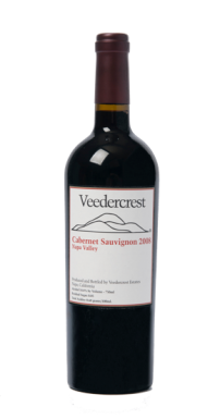 2008 Veedercrest Cabernet Sauvignon – Oakville