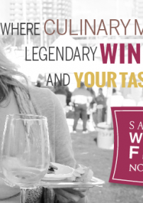 San Diego Bay Wine & Food Festival™- Nov 16-23rd