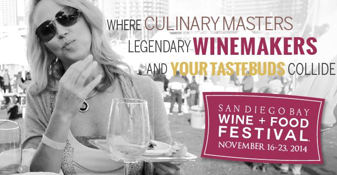 San Diego Bay Wine & Food Festival™- Nov 16-23rd