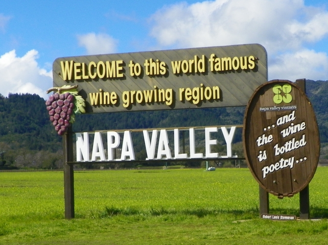 NAPA VALLEY'S IMPRESSIVE PERFORMANCE